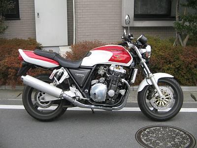 【バイク買取実績 新宿区】 HONDA ホンダ CB1000SF