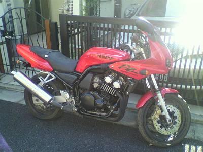 【バイク買取実績 北区】 YAMAHA ヤマハ FZ400 (4YR)の買い取り