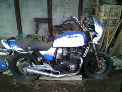 【バイク買取実績 世田谷区】 SUZUKI スズキ GSX400 インパルスSの買い取り