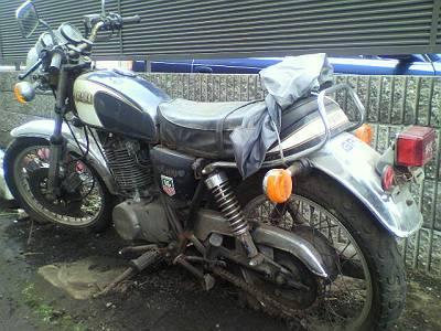 【バイク買取実績 三鷹市】 YAMAHA ヤマハ SR400の買い取り