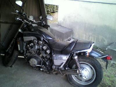 【バイク買取実績 豊島区】 YAMAHA ヤマハ V-MAXの買い取り