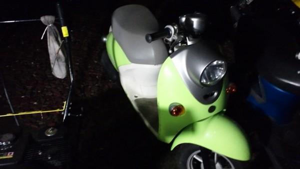 【バイク買取査定実績】 ヤマハ ビーノ(SA26J)4サイクル車
