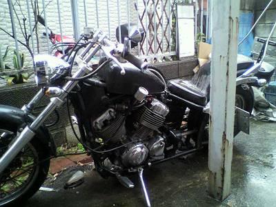 【バイク買取査定実績】 YAMAHA ヤマハ ドラッグスター400 (東京都中野区) 埼玉店