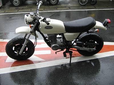 【バイク買取実績】 HONDA ホンダ エイプ50 (東京都豊島区) 埼玉店