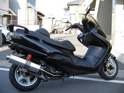 【バイク買取実績 足立区】 YAMAHA ヤマハ マジェスティ125の買い取り