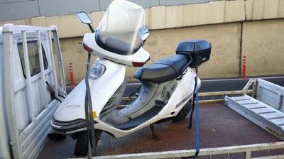 【バイク買取実績 中野区】 スペイシー125の買い取り