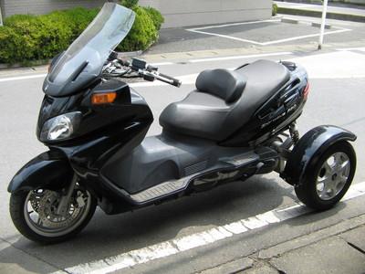 【バイク買取実績 世田谷区】 SUZUKI スズキ スカイウェイブ650トライクの買い取り